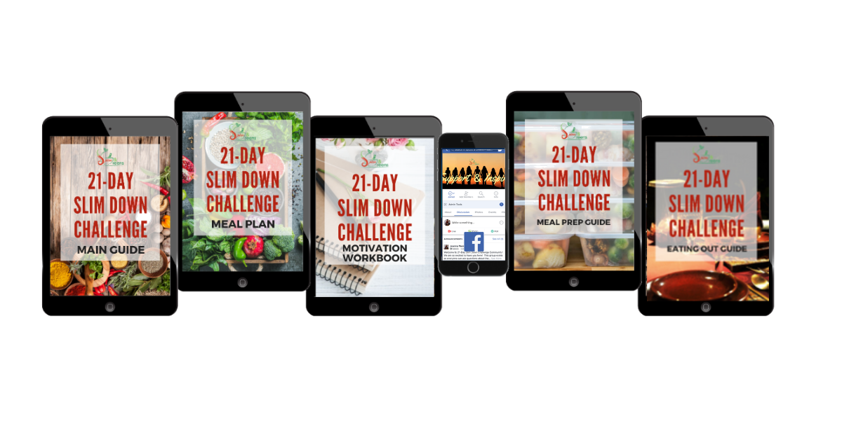 21-Day Slim Down Challenge Program v2